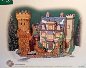 DEPT 56-58493 Sheffield Manor New