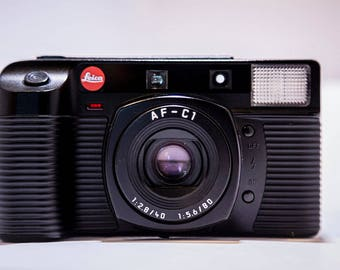 Leica AF-C1 Quality Compact Point and Shoot Camera / 1990s