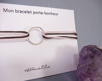 Bracelet double Aura cords