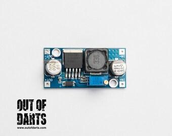 DC voltage boost circuit