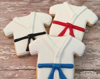 Karate Cookies (1 dozen)