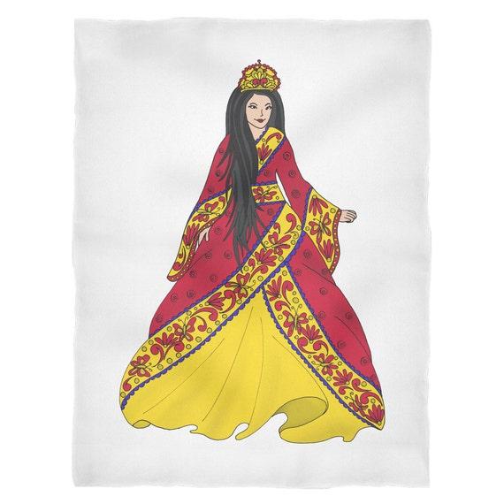 Princess Lea Blanket Princess Lea Princess Blanket Asian Princess