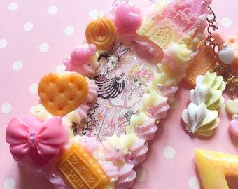 For Iphone 5/5s - Anime manga Lolita shojo phone case