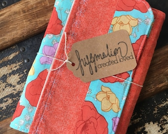 Two-Hand Potholders—Autumn Floral