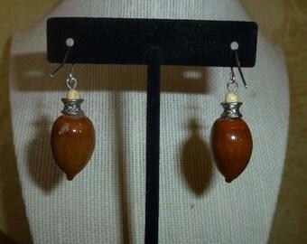 Acorn Earrings #74