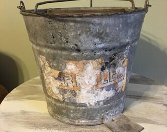 Antique Mop Bucket