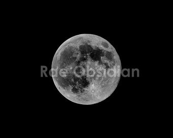 Supermoon--Photography--Wall Art--Decor