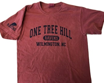 One Tree Hill Ravens Wilmington , Nc - T Shirt - Multiple Colors