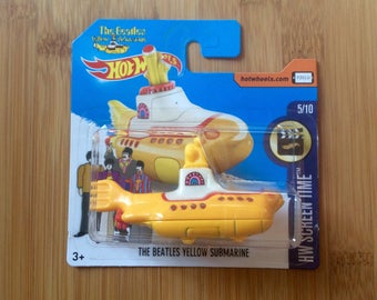 The Beatles Yellow Submarine. HW Screen Time, hard to find.