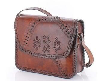 Leather Hand Bag Women Shoulder Bag Handmade Crossbody Leather Women Leather Purse Shoulder Leather Bag Leather Cross Body