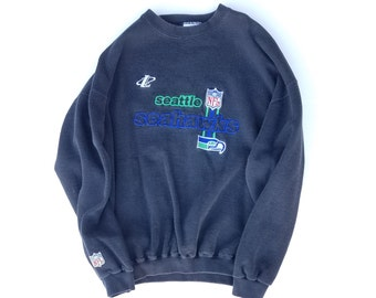 Seattle Seahawks Sweatshirt Size Large