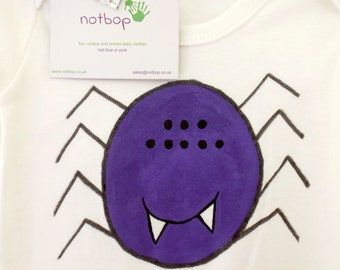 Snuggly Spider T-Shirt or Bodysuit