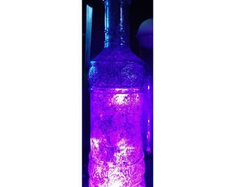 Fairy Lights Mood Therapy Bottle Light LEDs Lamp Night Light | Mood jar fairybottle dream jar fairy bottle therapy jar burning man