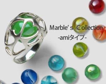 Let jade ring Collar Change Ring [ami]