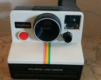 1960's Vintage Polaroid one step land camera. SX-70.