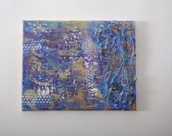 Acrylic Painting - Blue Ridge