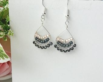 Chandelier Earrings | Etsy UK