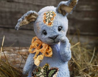 Rabbit, Rabbit  teddy, Rabbit toy, teddy bear, teddy, ooak Rabbit, ooak toy, toy, ooak teddy, bunny,  bunny toy,  bunny teddy