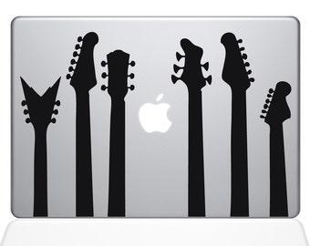 Guitar Band Macbook Decal For Macbook Apple Laptop Sticker