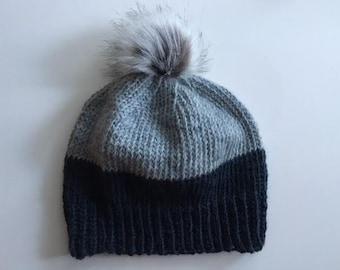 Basic Hat Knitting Pattern