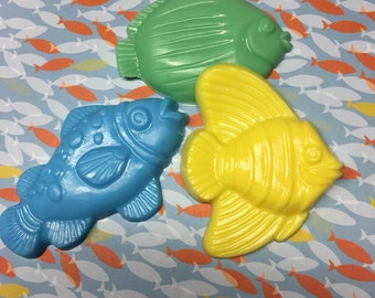 3 pc. Fish Soap