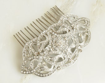Diana Deco Inspired Hair Comb
