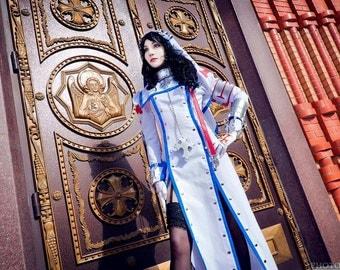 Mistress Noélle Bor Trinity Blood Thoress Art costume cosplay