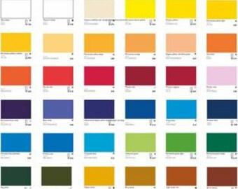 Oil paint Talens ivory black code: HA-5525057010