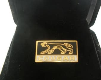 Mercury Cougar Vintage collectible Hat Pin/Lapel Pin