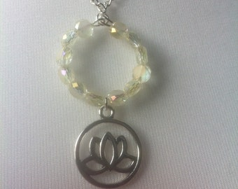 Lotus lily Necklace