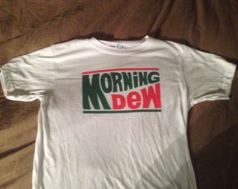 Morning Dew Greatful Dead Tshirt