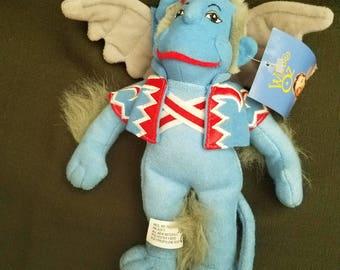 Wizard of Oz Winged Monkey Beanie Baby
