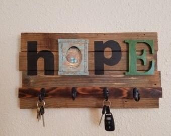 Hope key holder