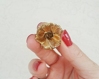 Vintage Rose Napier Earrings
