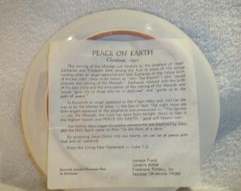 peace on earth frankoma 1975