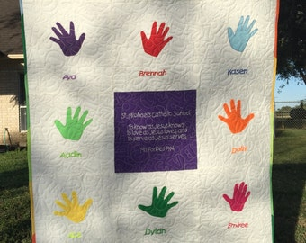 Fundraiser quilt