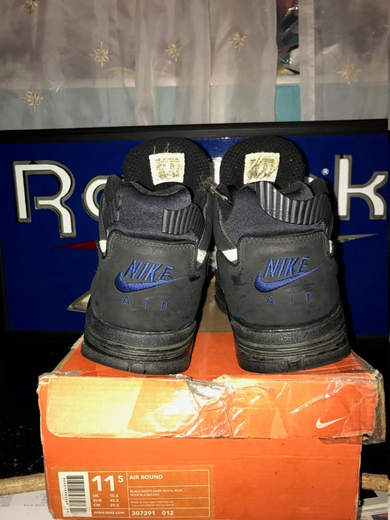 best service 8661b 3d1a6 Vintage Nike air Bound by Vibins on Etsy durable modeling