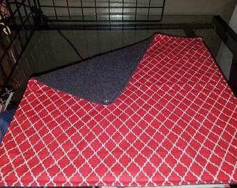 Flat hammock