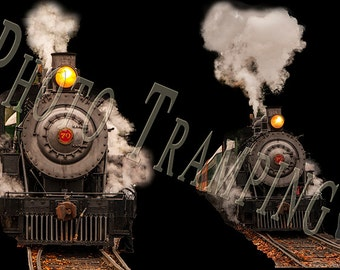 Steam Train Overlay