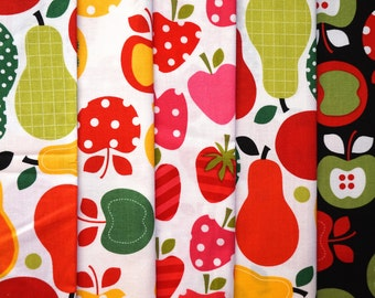 Metro Market by Ann Kelle for Robert Kaufman - Quarter Yard Bundle - 5 pieces