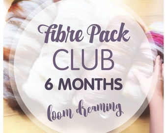 Fibre Pack Club - 6 months