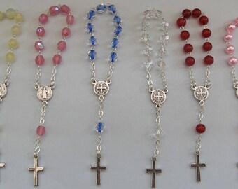 Mini Rosaries