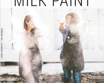 Miss Mustard Seed's Milk Paint Look Book 2 European Colors