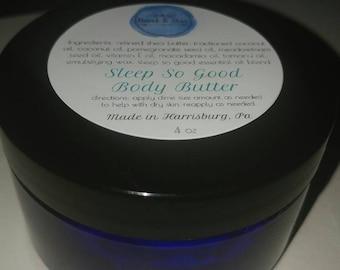 Sleep So Good Body Butter (vegan)