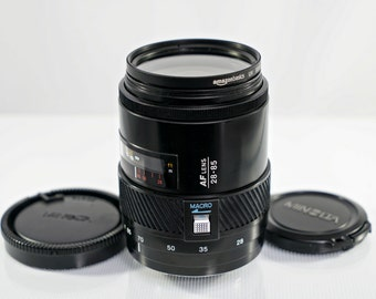 Minolta AF Zoom 28-85mm f3.5-4.5 Macro Lens for Minolta/Sony A-Mount Cameras