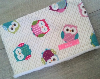 Child 2-5 years owls Snood