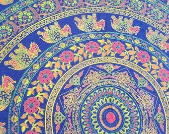 Mandala Tapestry, Mandala Bedding, Wall Hanging, Boho Decor, Boho tapestry, Hippie bedding, Boho tablecloth, wall tapestry, Hippie tapestry