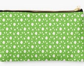 Designer travel bag beauty bag toiletries pencil case travel bag handbag clutch designer bag green zip bag purse