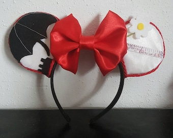 Mary Poppins Inspired  Mouse Ears