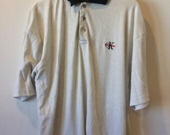 Vintage Calvin Klein Polo